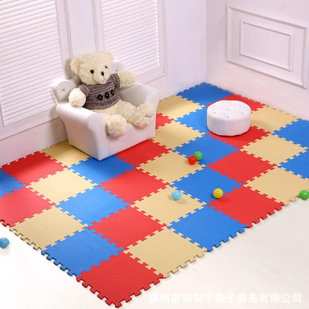 Floor Rug Carpet Kids Puzzle Mat