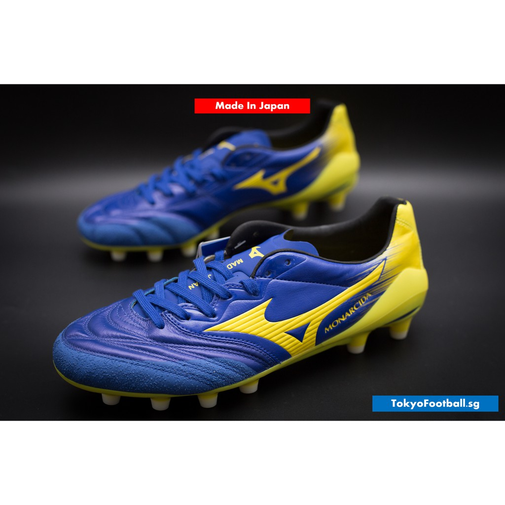 mizuno monarcida neo 2 review