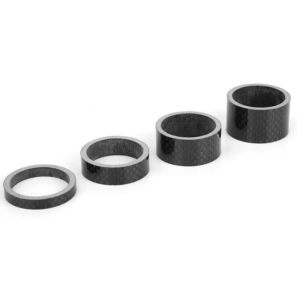 """Aluminum Headset Washers Spacer 1-1//8/""""//28.6mm for Road Bike MTB Bicycle Stem"""