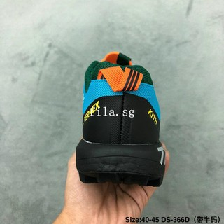 detailed look e9ff3 c4a5c Adidas TERREX AGRAVIC KITH BOOST Joint off-road outdoor sports shoes