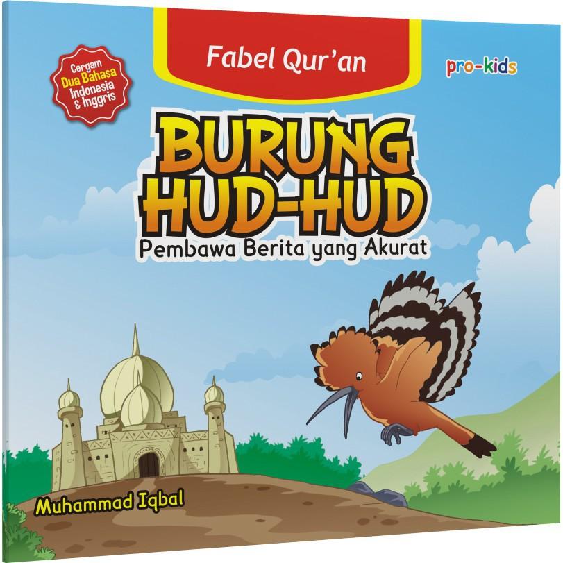 Best Seller Books Fable Qur An Bird Hud Hud Prou Media Shopee Singapore