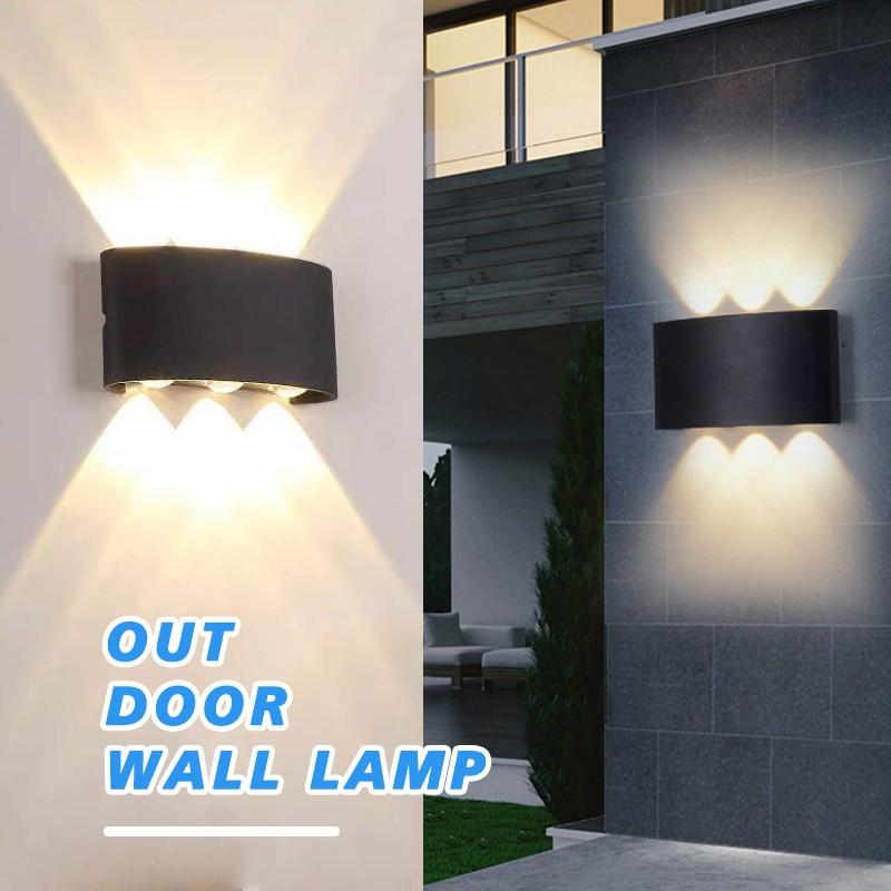 Waterproof Outdoor Wall Light, Outdoor Wall Downlights Led