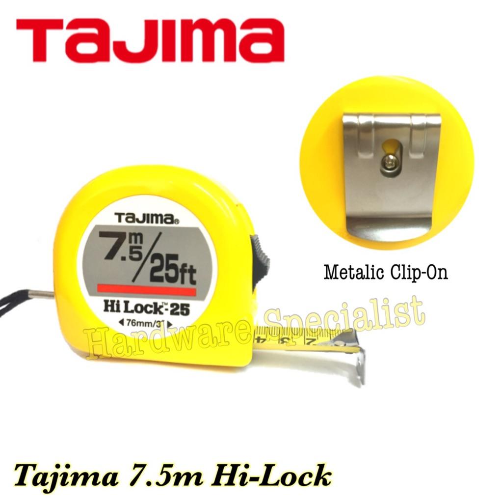 Tajima 5M Measuring Tape, Brand New   Shopee Singapore