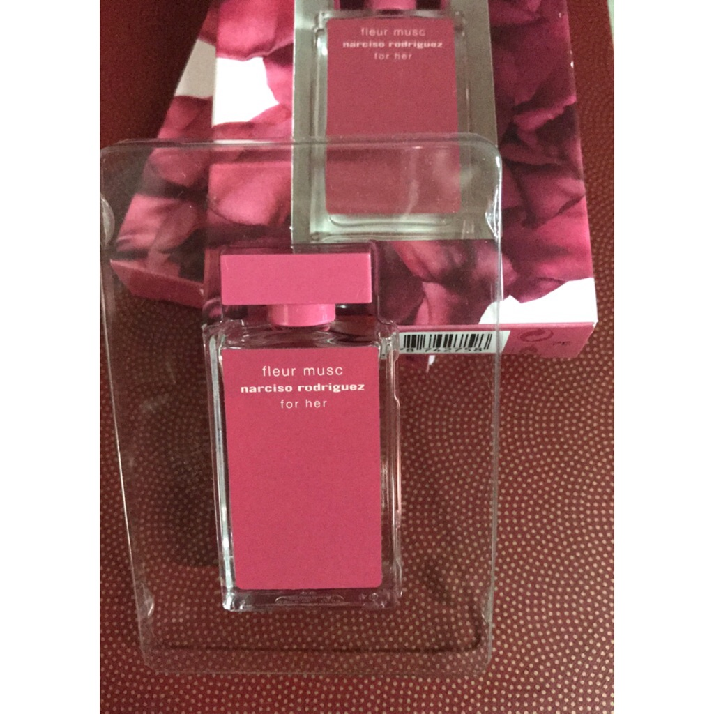 Narciso Rodriquez Fleur Musc Eau De Parfum For Her Shopee Singapore Women Edp 90ml