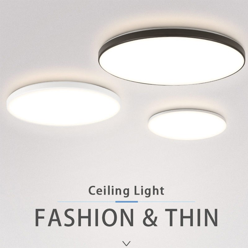Modern Led Ceiling Lamps Surface Mounted Ceiling Lighting Led Ceiling Lights Led Lamp Ceiling Lamp For Living Room Bedroom Shopee Singapore